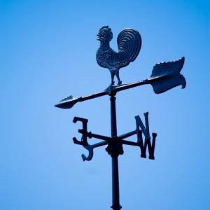 風見鶏の画像